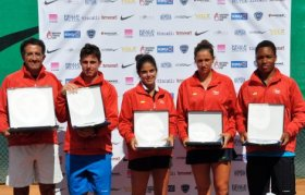 La Spagna vince la 6 Nations Tennis Cup