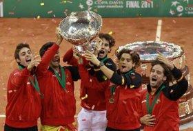 La Spagna senza tre importanti giocatori in Coppa Davis