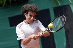 Filippo Speziali, milanese, è l'unico quarto-finalista del 51° Torneo Avvenire a essere passato dalle qualificazioni -  (Foto Francesco Panunzio).