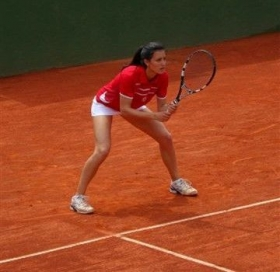 Martina Spigarelli classe 1992, n.1144 WTA
