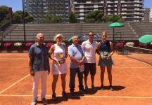 WTA Palermo: Dalia Spiteri vince il torneo di Pre Quali ed è wild card per le qualificazioni