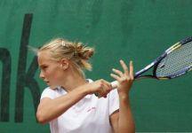 """Hawk eye – il tennis a 360 gradi : Intervista a Rebecca Sramkova che dichiara """"Nel tennis non ci sono garanzie e per questo è abbastanza difficile rispettare gli obiettivi prefissati"""""""