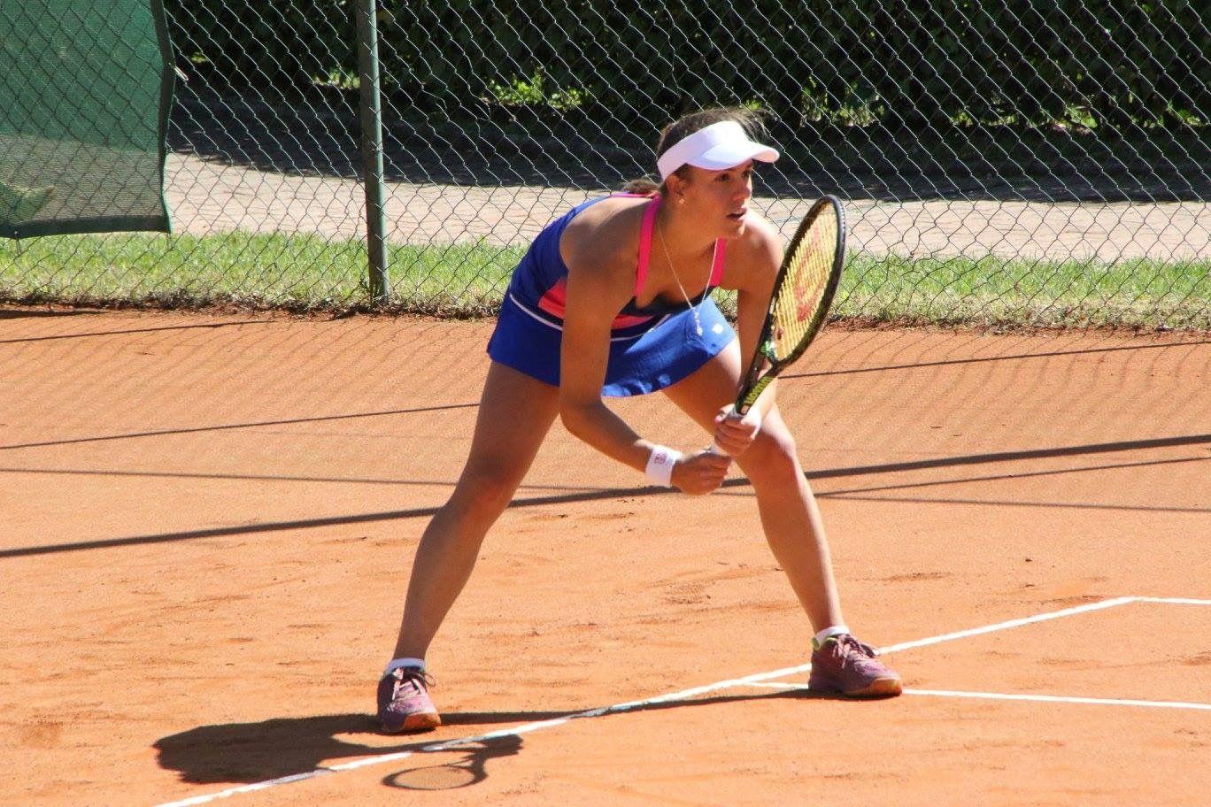 Nina Stadler nella foto