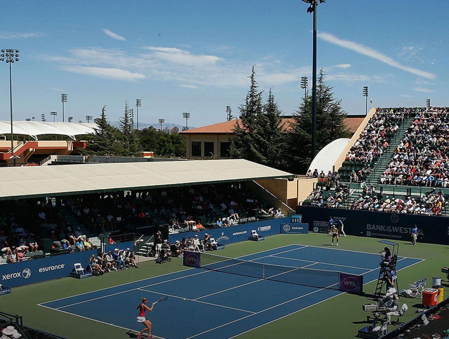 Addio al torneo WTA di Stanford. L'Università non vuole più il torneo