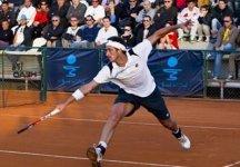 ATP Monaco di Baviera: Amara sconfitta di Potito Starace contro Bernard Tomic. L'azzurro ha sprecato un break di vantaggio nel terzo set (con palla per il doppio break)
