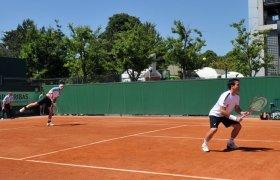 Potito Starace e Daniele Bracciali ai quarti di finale al Roland Garros