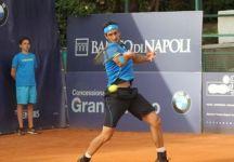 Challenger Napoli: Dopo due anni Potito Starace ritorna a vincere un torneo challenger. Giannessi si ritira nel secondo set