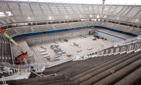 Olimpiadi di Rio: Lavori ancora in corso per lo Stadio del tennis