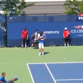 Il bellissimo abbraccio tra Djokovic e Del Potro