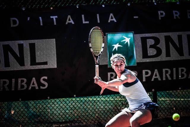 Martina Colmegna classe 1996, n.623 WTA