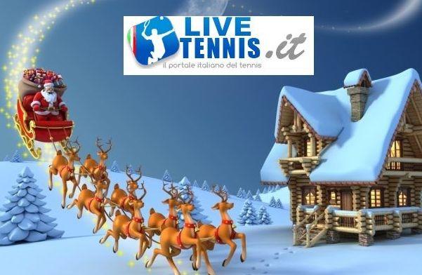Buon Natale Fascista.Tanti E Sinceri Auguri Da Tutta Live Tennis Buon Natale E Felice Anno Nuovo Cari Amici Livetennis It