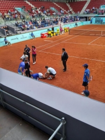 Vasek Pospisil classe 1990, n.61 ATP in singolare
