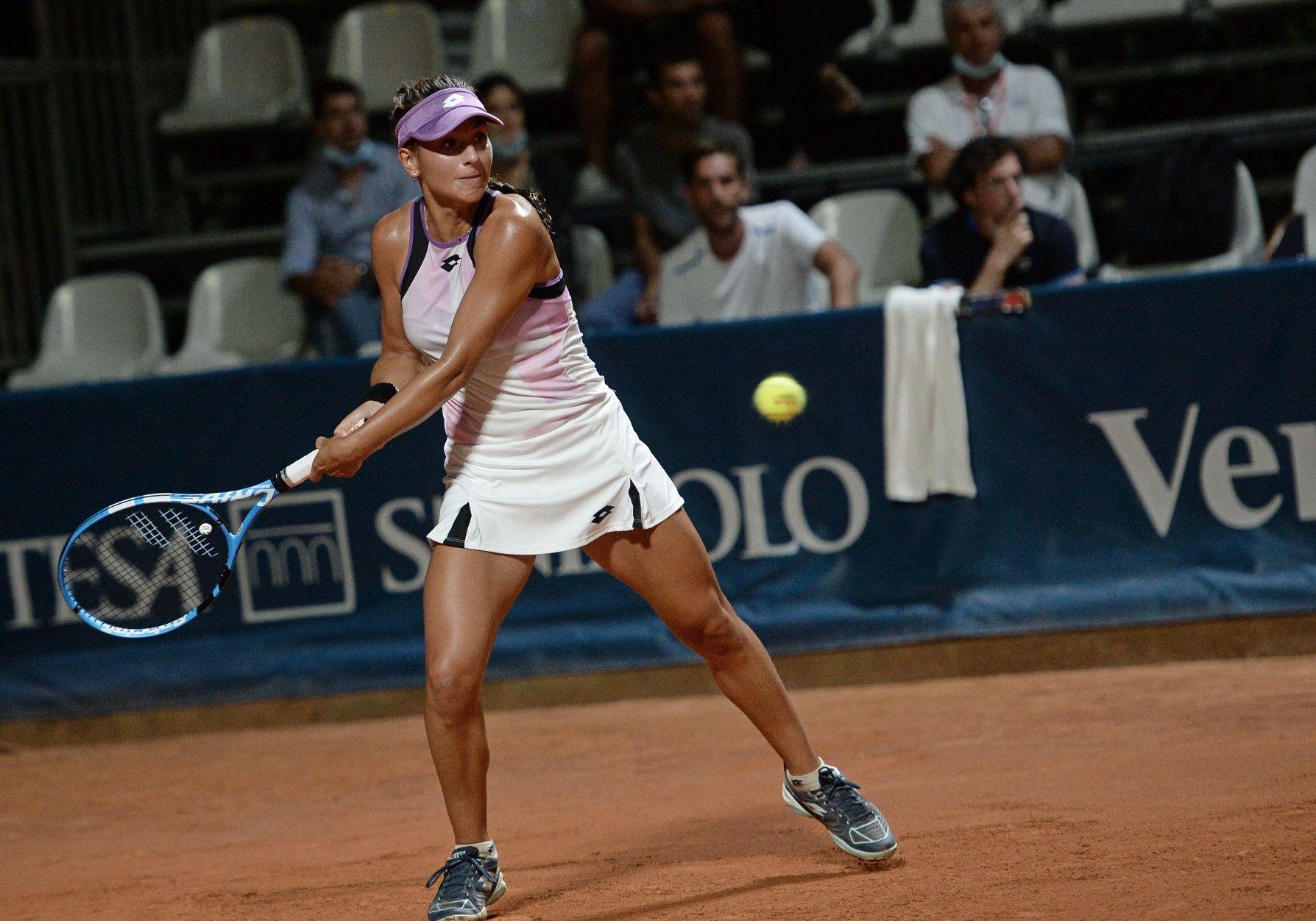 Lucrezia Stefanini nella foto