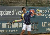 """Intervista a Jacopo Stefanini: """"I risultati cominciano ad arrivare ma non mi fermo qui: la mia vita è concentrata al 100% sul tennis!"""""""