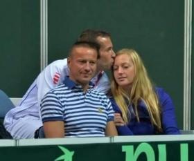 Radek Stepanek e Petra Kvitova
