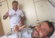 Radek Stepanek operato alla schiena