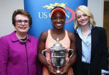 """Us Open: Parlano Sloane Stephens e Madison Keys. La Stephens """"Hai visto l'assegno che mi è stato dato? Se questo non ti fa venire voglia di giocare a tennis, non so cos'altro può farti venire voglia"""""""