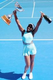 Sloane Stephens classe 1993, n.30 WTA