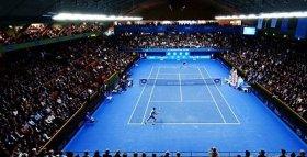 Il campo centrale del torneo di Stoccolma