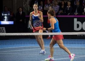 La Rep. Ceca ha vinto la Fed Cup 2016