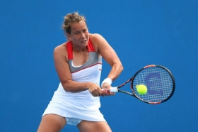 Barbora Zahlavova Strycova  classe 1986, n.23 WTA
