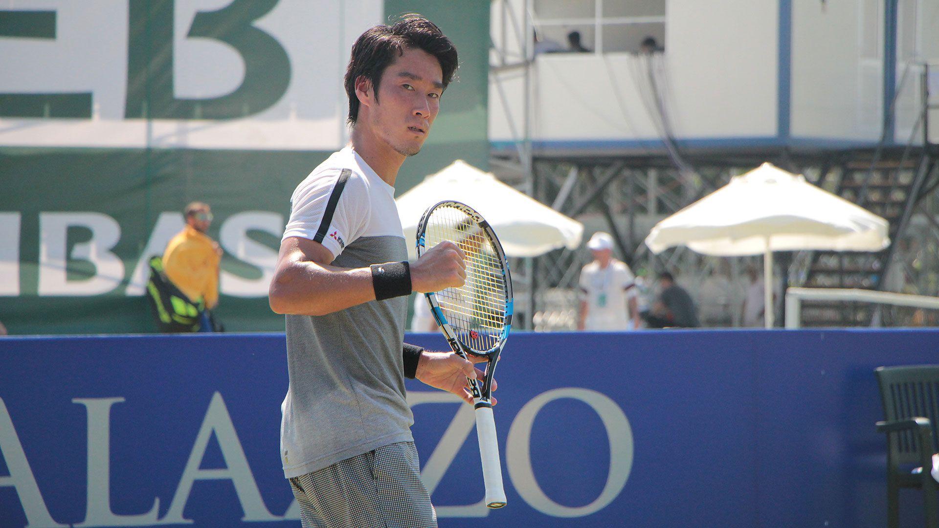 Yuichi Sugita nella foto