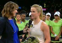 Tie-break Tens: Elina Svitolina vince l'edizione americana. Serena Williams supera Marion Bartoli (Video)