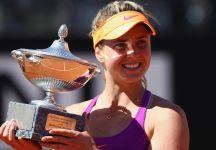 """Intervista ad Elina Svitolina: """"Credo che […] i tennisti debbano essere pagati più degli atleti delle altre discipline"""""""