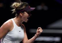 """Elina Svitolina più ottimista per la ripresa del tennis: """"Penso che entro la fine di agosto o a settembre avremo già dei tornei """""""