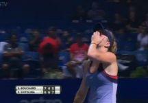 WTA Kuala Lumpur: Vince Elina Svitolina. La Bouchard spreca tanto