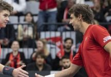 Davis Cup: Jérôme Kym ed il suo precoce esordio vincente nella Svizzera