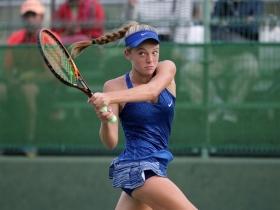 Katie Swan classe 1999, n.524 WTA