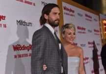 Ryan Sweeting divorzia da Kaley Cuoco