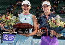 WTA Adelaide: Successo di Iga Swiatek. Secondo titolo in carriera (Video)