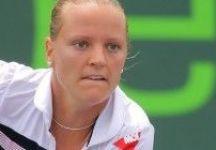 """E' ufficiale il ritiro dell'ex top 20 Agnes Szavay: """"Il mio problema alla schiena non potrà mai guarire completamente quindi preferisco fermarmi"""""""