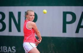 Carla Touly classe 1996, n.754 WTA