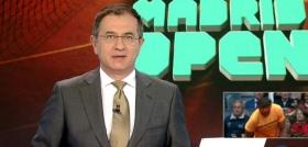 La Tv spagnola risponde alla sospensione dell'incontro tra Murray e Nadal a Madrid