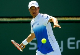 Hyung-Taik Lee classe 1976, best rankiing n.36 ATP