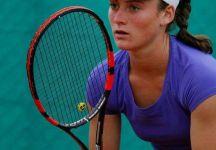 Tamara Zidansek: dalle grotte di Postojna al sogno di uno Slam. La ventenne tennista slovena si racconta ai lettori di livetennis