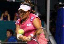 Ranking WTA:  Tamarine Tanasugarn scala ben 21 posizioni in classifica