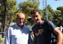 Giorgio Tarantola lascia Genova e approda a Caltanissetta. Primo colpo per il torneo nisseno Nicolas Almagro