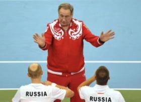 Shamil Tarpischev sospeso per 1 anno