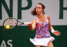 Roland Garros Junior: Tatiana Pieri conquista un solo game contro Ylena In-Albon