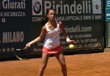 Roland Garros Junior: Tatiana Pieri e Lucrezia Stefanini salutano Parigi