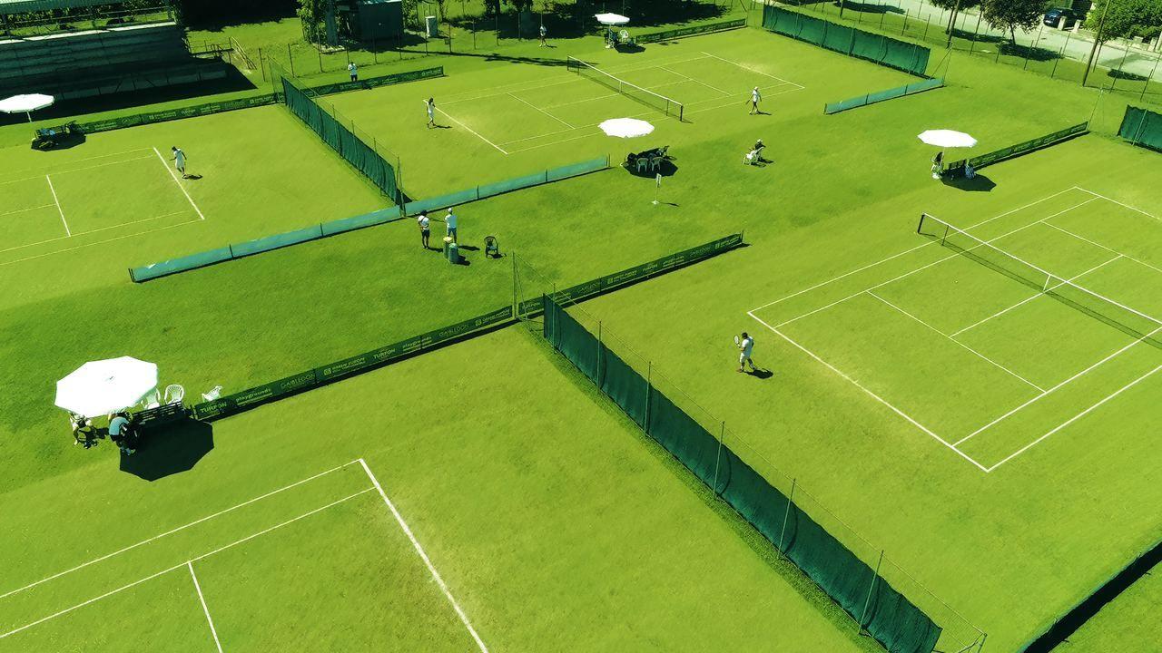 La presentazione del torneo ITF  in programma a Gaiba dal 7 al 13 giugno.