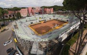 La SuperTennis Arena - Foto Costantini