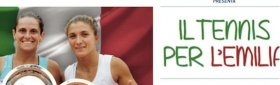 L'evento nasce dalla volontà della Federazione Italiana Tennis di aiutare le popolazioni emiliane colpite dal recente terremoto