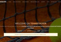 Tennistalker.it: Risultati e statistiche delle partite dei tennisti dilettanti italiani