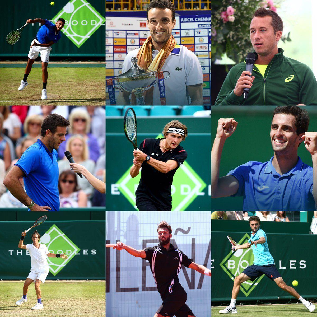 The Boodles: Il 27 Giugno parte il torneo di esibizione Pre-Wimbledon. Ci saranno anche Del Potro, A Zverev e Kyrgios