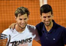 """Thiem: """"Nel 2022 Djokovic tornerà più forte che mai"""""""